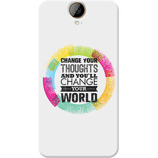 Garmor Designer Silicone Back Cover For Htc One E9 Plus 6016045877112