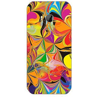 Garmor Designer Silicone Back Cover For Htc One M8 Mini 608974302825