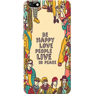 Garmor Designer Silicone Back Cover For Huawei Honor 4X 6016045827797