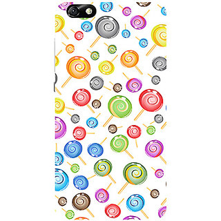 Garmor Designer Silicone Back Cover For Huawei Honor 4X 786974263923
