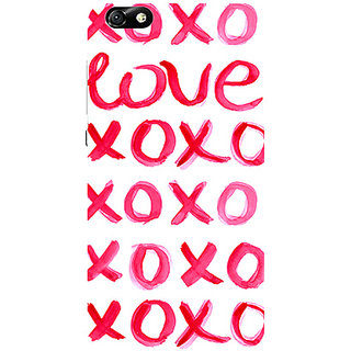 Garmor Designer Silicone Back Cover For Huawei Honor 4X 786974264609
