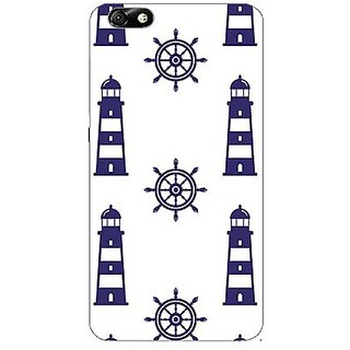 Garmor Designer Silicone Back Cover For Huawei Honor 4X 38109414138