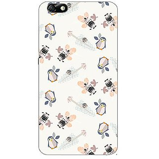 Garmor Designer Silicone Back Cover For Huawei Honor 4X 38109414251