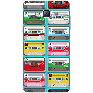 Garmor Designer Silicone Back Cover For Samsung Galaxy A7 Sm-A700 786974331417