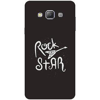 Garmor Designer Silicone Back Cover For Samsung Galaxy A7 Sm-A700 786974331165