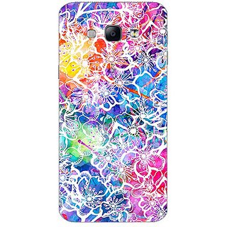 Garmor Designer Silicone Back Cover For Samsung Galaxy A8 Sm-A800F 608974329938