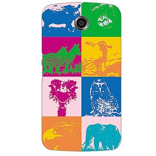 Garmor Designer Silicone Back Cover For Motorola Nexus 6 38109437007