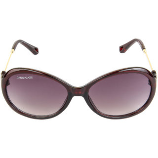 Danny Daze Oval D-271-C6 Sunglasses