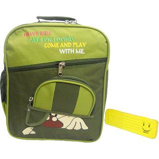 Combo RSC Cap School Bag  Pencil Box  1188