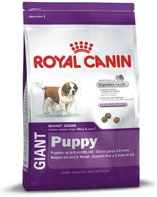 Royal Canin Giant Puppy (4 kg)