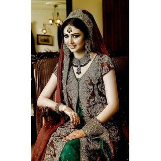 desiner dress material for ladies