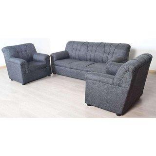 3 1 1 Pure Jute Fabric Sofa