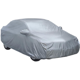 HMStore Body cover With mirror pocket for Hyundai Verna(Old)