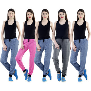 Dee Mannequin Salty Slim Leg Track Pants For Women