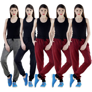 Dee Mannequin Wise Track Pant For Women