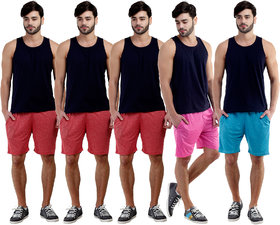 Dee Mannequin Creative Casual Shorts For Men
