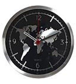 Aapno Rajasthan World Map Round Analog Wall Clock