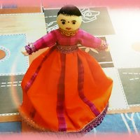 Handmade wool toys lovely dolls perfect gift for kids and a good home decorative items or showpiece