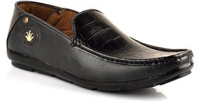 Chamois driving shoes Loafers