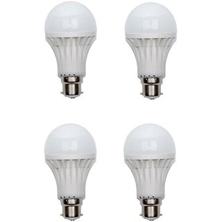 Legemat 7 Watt Led Bulb Pack of 4 pc