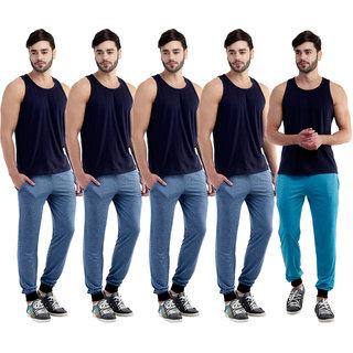 Dee Mannequin Romantic Slim Fit Sweat Pants For Men