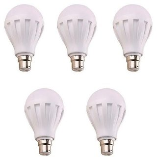 Legemat 9 Watt Led Bulb Pack of 5 pc