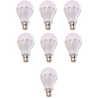 Legemat 15 Watt Led Bulb Pack of 7 pc