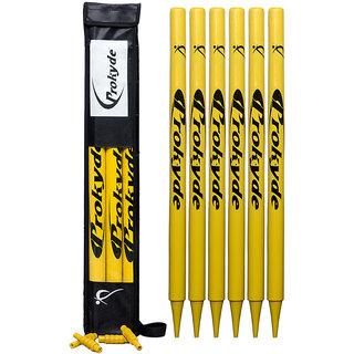 Prokyde Stumps Set (Yellow)