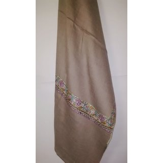 Craftcoin Turkmani  Wool  Embroidered Shawl