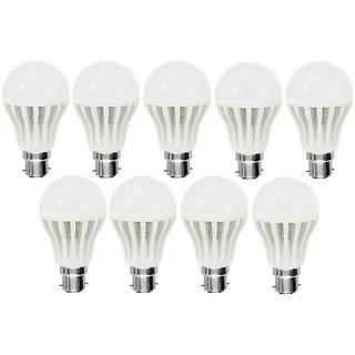 Legemat 3 Watt Led Bulb Pack of 9 pc