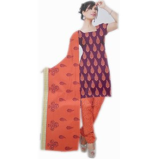 f7d17d066b Buy Elegent Crepe Designer Printed Dress Material Salvar Suit. Online - Get  67% Off