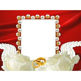 Jumbo Size Canvas Photo Frames With Photo (Design 34)
