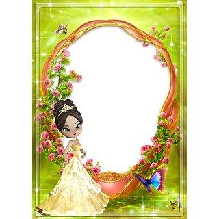 Jumbo Size Canvas Photo Frames With Photo (Design 57)