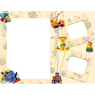 Jumbo Size Canvas Photo Frames With Photo (Design 80)