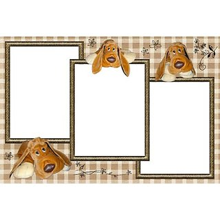 Jumbo Size Canvas Photo Frames With Photo (Design 81)