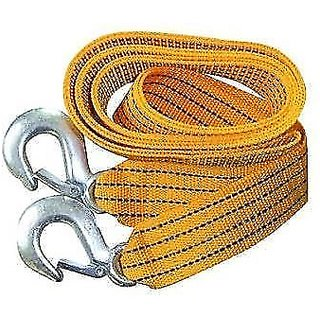 Car Auto Towing Tow Cable Rope Heavy Duty 3 Ton