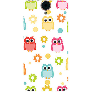 Garmor Designer Silicone Back Cover For Htc One E9 Plus 786974262773