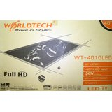 "Worldtech 40"" LED TV Better Than Samsung LED / SONY LED / LG LED"