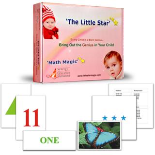 Little Star Math Magic