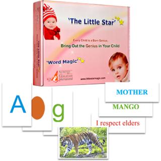 Little Star Word Magic
