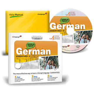 elanguage Learn To Speak German Essential 12