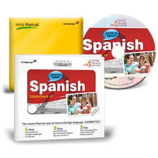 elanguage Learn To Speak Spanish Essential 12