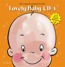 Music 4 Babies Lovely Baby CD 4