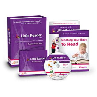 Brilliant Kids Little Reader French Curriculum (Pro)