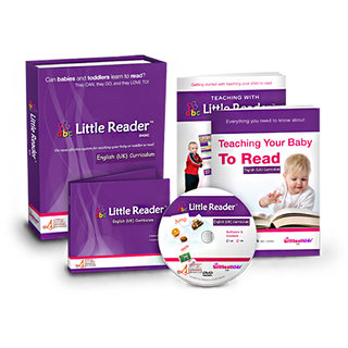 Brilliant Kids Little Reader UK Curriculum (Lite)