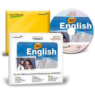 elanguage Learn To Speak English Essential 12