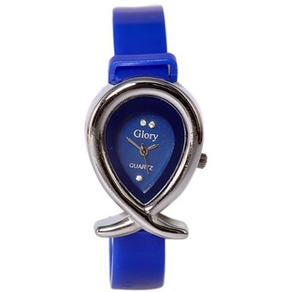 Glory Present All New Look Octopus Blue Analog Watch For Women