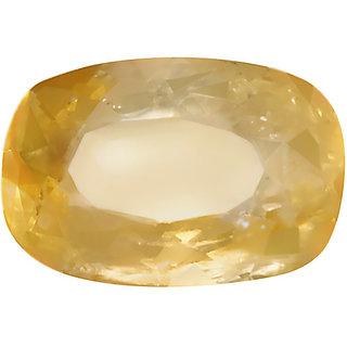 Jaipur Gemstone 8.50 Ratti Ceylon Sapphire - Yellow (NEHA00228)