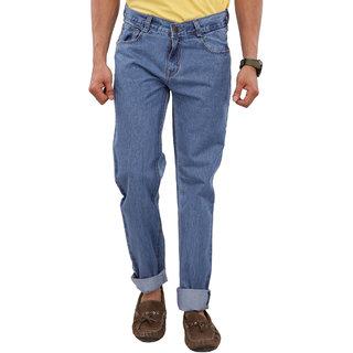 Karya Men Slim Fit Blue Jeans