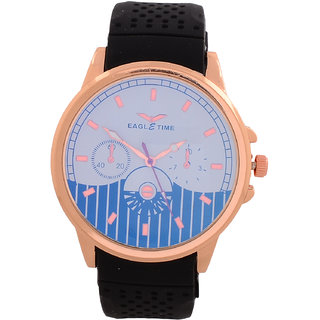 Eagle Time Analog Watch
